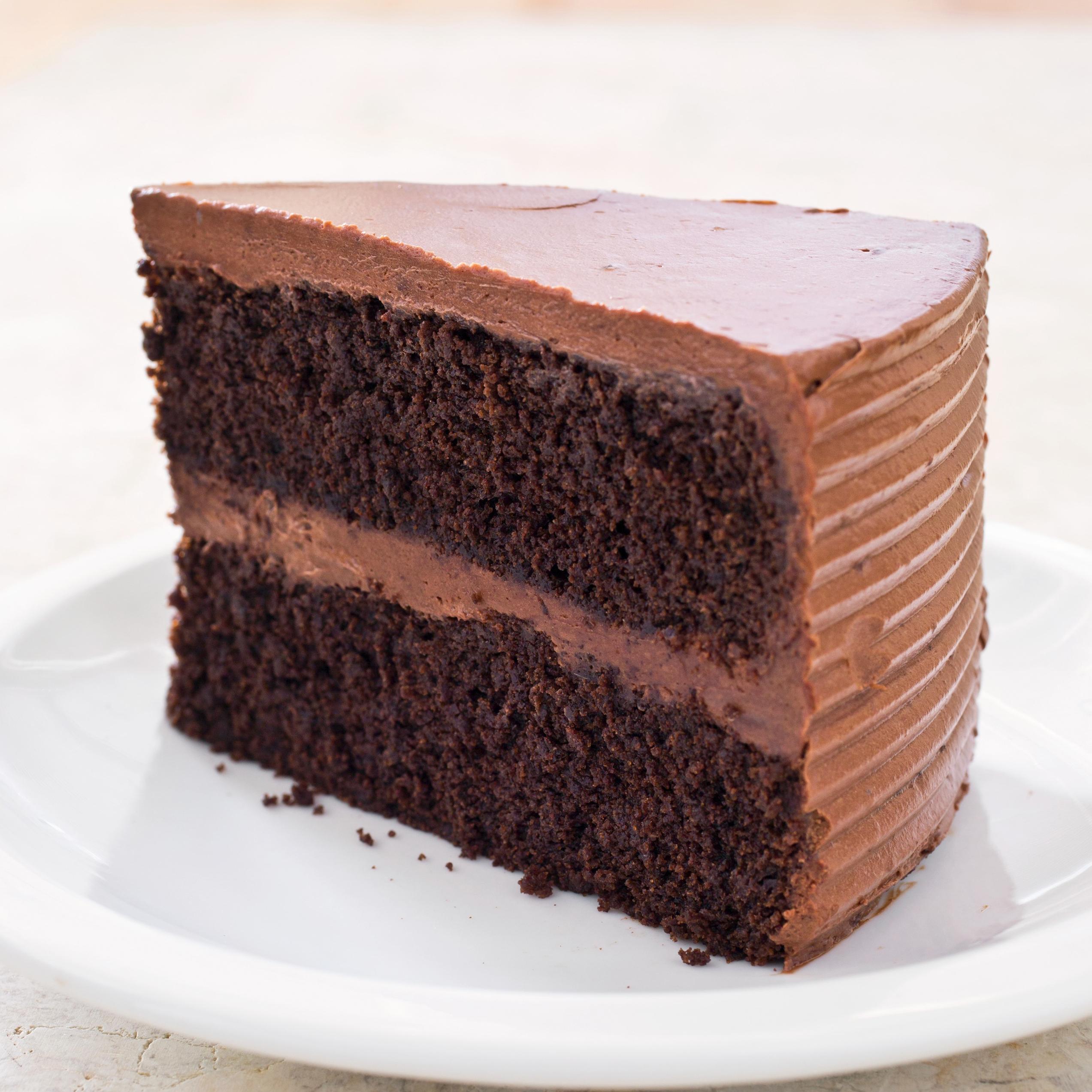 Gluten Free Chocolate Layer Cake America S Test Kitchen
