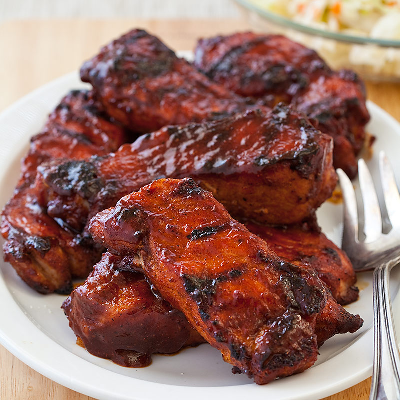 Easy Country Style Ribs Recipe