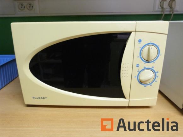 bluesky microwave oven