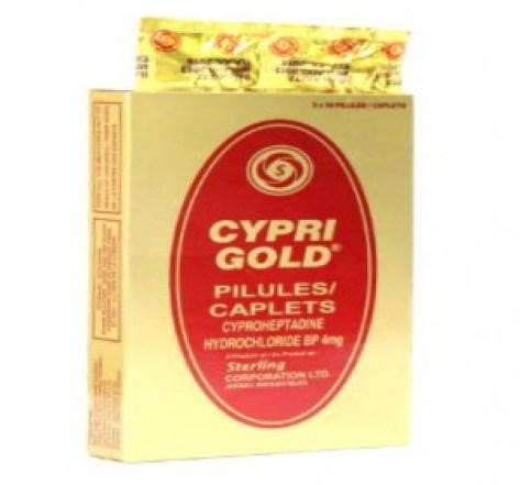 Cypri Gold - OneHealthNG