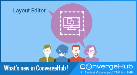 What's new in ConvergeHub (Release Update on 6th August 2016)