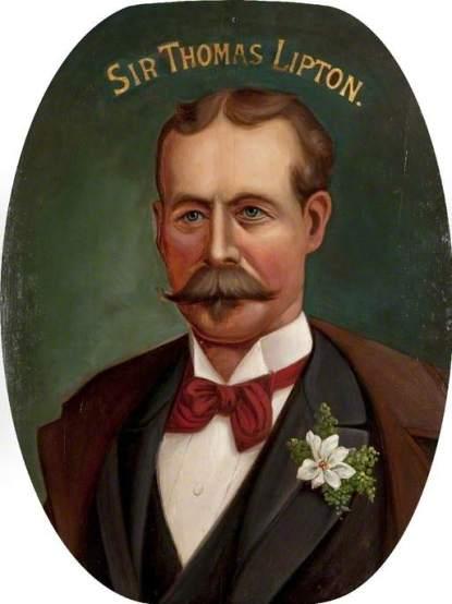 Sir Thomas Lipton (1848–1931) | Art UK