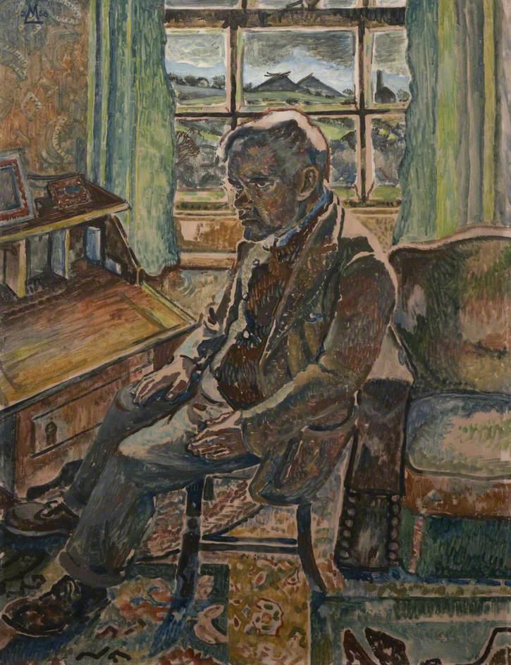 Jack Clemo (1916–1994) | Art UK