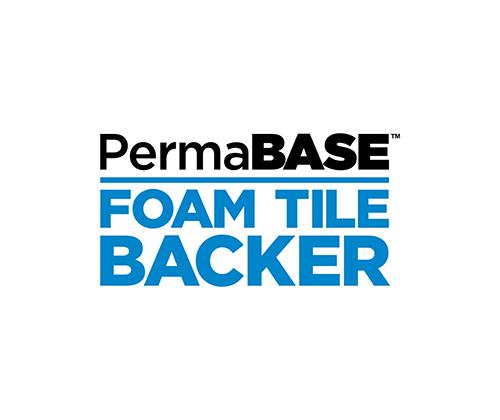 permabase foam tile backer