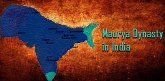 Maurya Dynasty in India