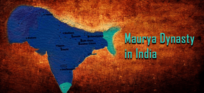 Maurya Dynasty in India