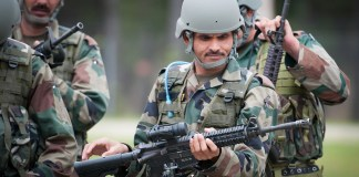 indian army technical