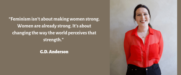 g.d. anderson quote