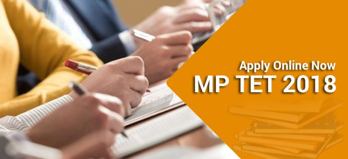 MP TET 2018 recruitment