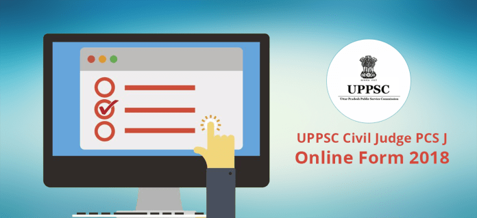 UPPSC PCS J Notification 2018