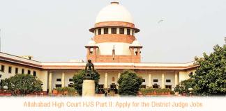 Allahabad High Court HJS