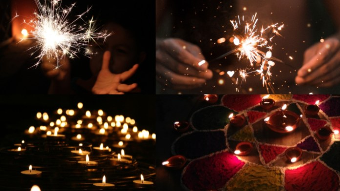 Countries celebrate Diwali