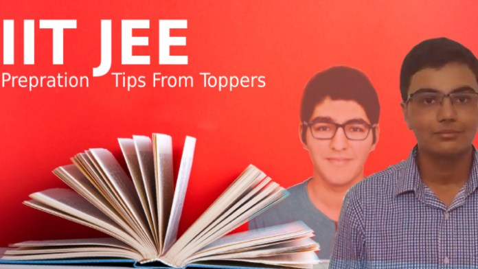 JEE Tips from Toppers