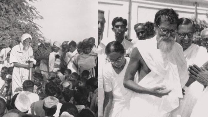 Vinoba bhave in freedom struggle