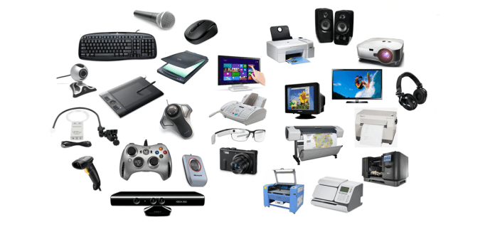 Input-Output Devices