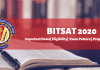 BITSAT 2020 Details – Exam Date, Application Form, Eligibility Criteria