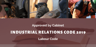Industrial Relations Code, 2019 (Labour Code)