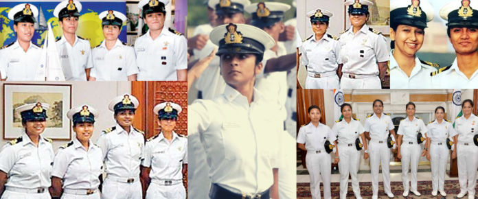 Opportunities For Women in Indian Navy