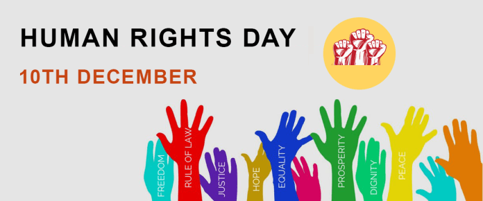 10th December - Human Rights Day
