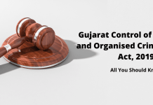 Gujarat Control of Terrorism and Organised Crime (GCTOC) Act, 2019