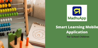 Madhuapp Smart Learning Mobile Application