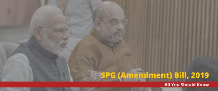 SPG (Amendment) bill 2019