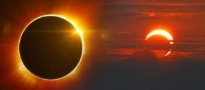 Annual Solar Eclipse 2020