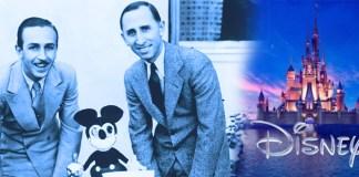 Roy O. Disney & Walt Disney Company