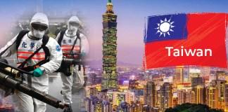 Taiwan defeat Coronavirus
