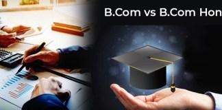 B.Com vs B.Com hons.