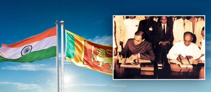 Indo-Sri Lanka Accord