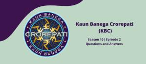 KBC 10 Q & A