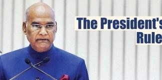 President's rule in India