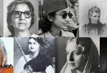 Less known freedom female freedom fighters