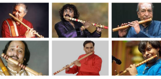 Flute players India