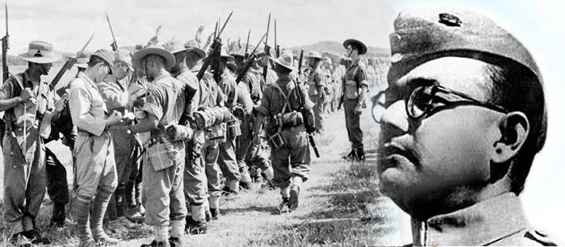 The Formation of The Azad Hind Fauj (Indian National Army) - Open Naukri