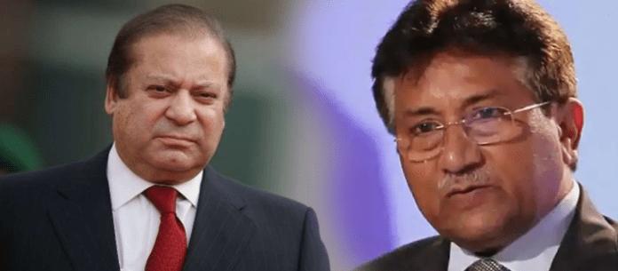 Pervez Musharraf political history