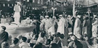 Lahore Session 1929