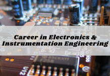 Career in Electronics & Instrumentation Engineering