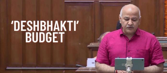 'Deshbhakti' Budget