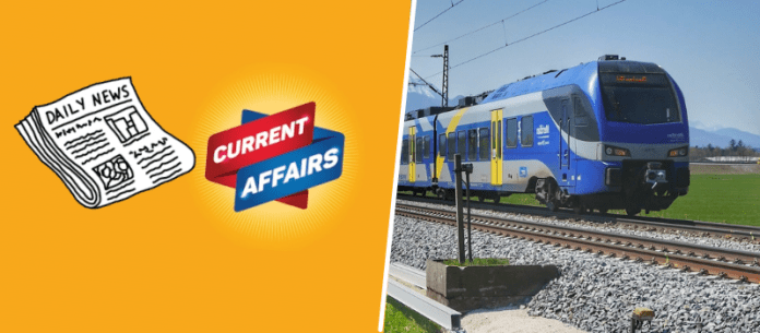 Railways Current Affairs