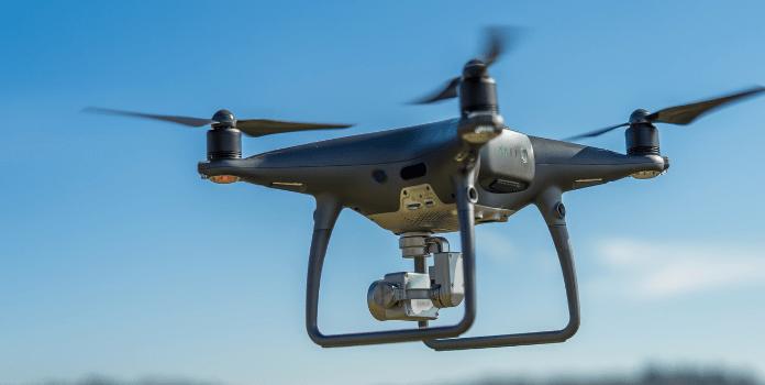 Drones in India