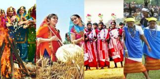 agriculture festivals of India