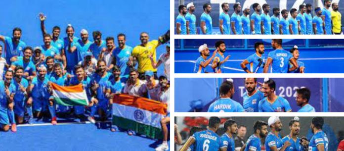 hockey olympics india