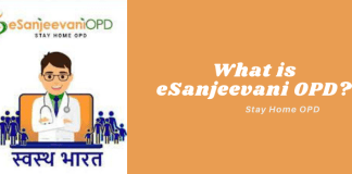 What is eSanjeevani OPD