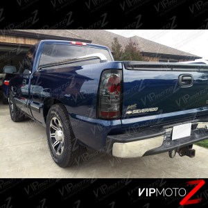 9902 Chevrolet Silverado 1500 Headlights Rear Tail Light
