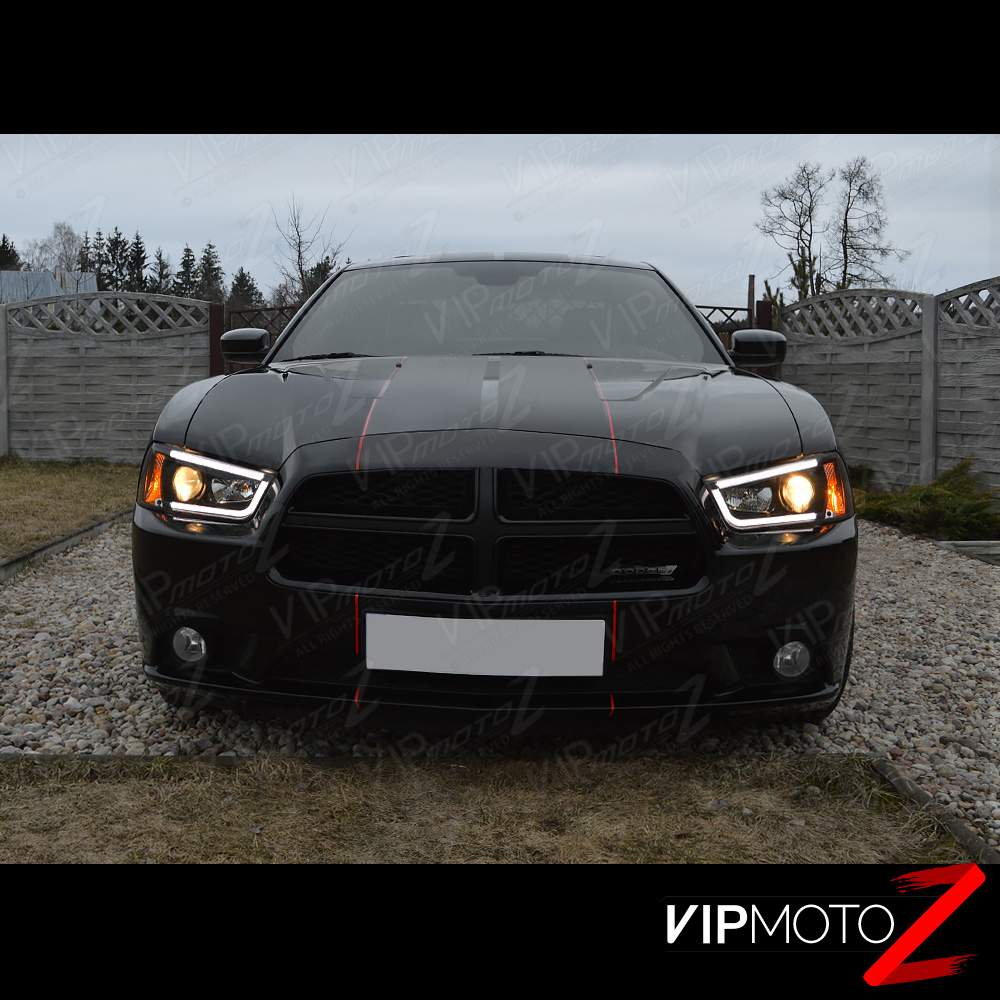 Dodge Charger Headlight Removal