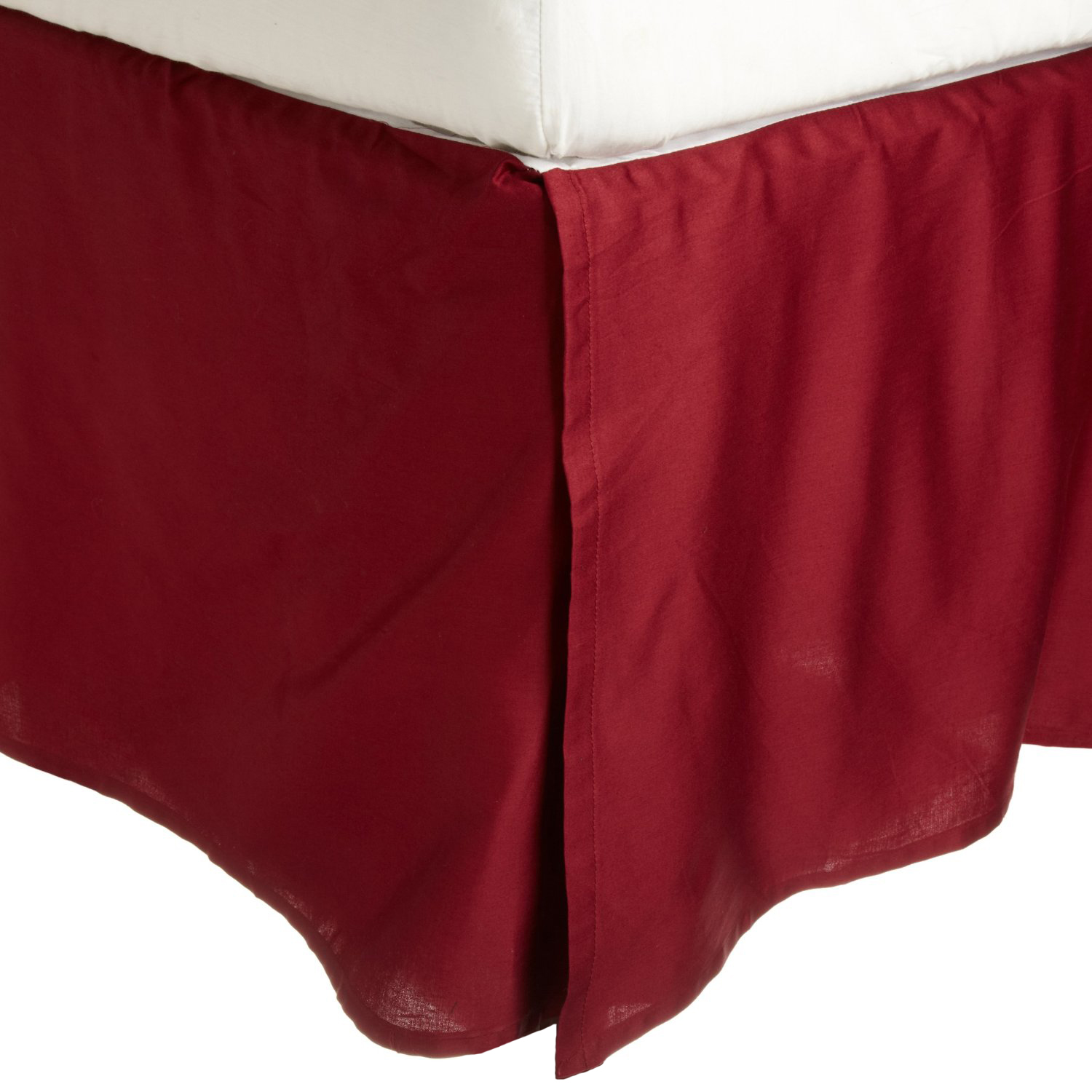 Bed Skirt 15 Drop 300 Thread Count Dust Ruffle 10