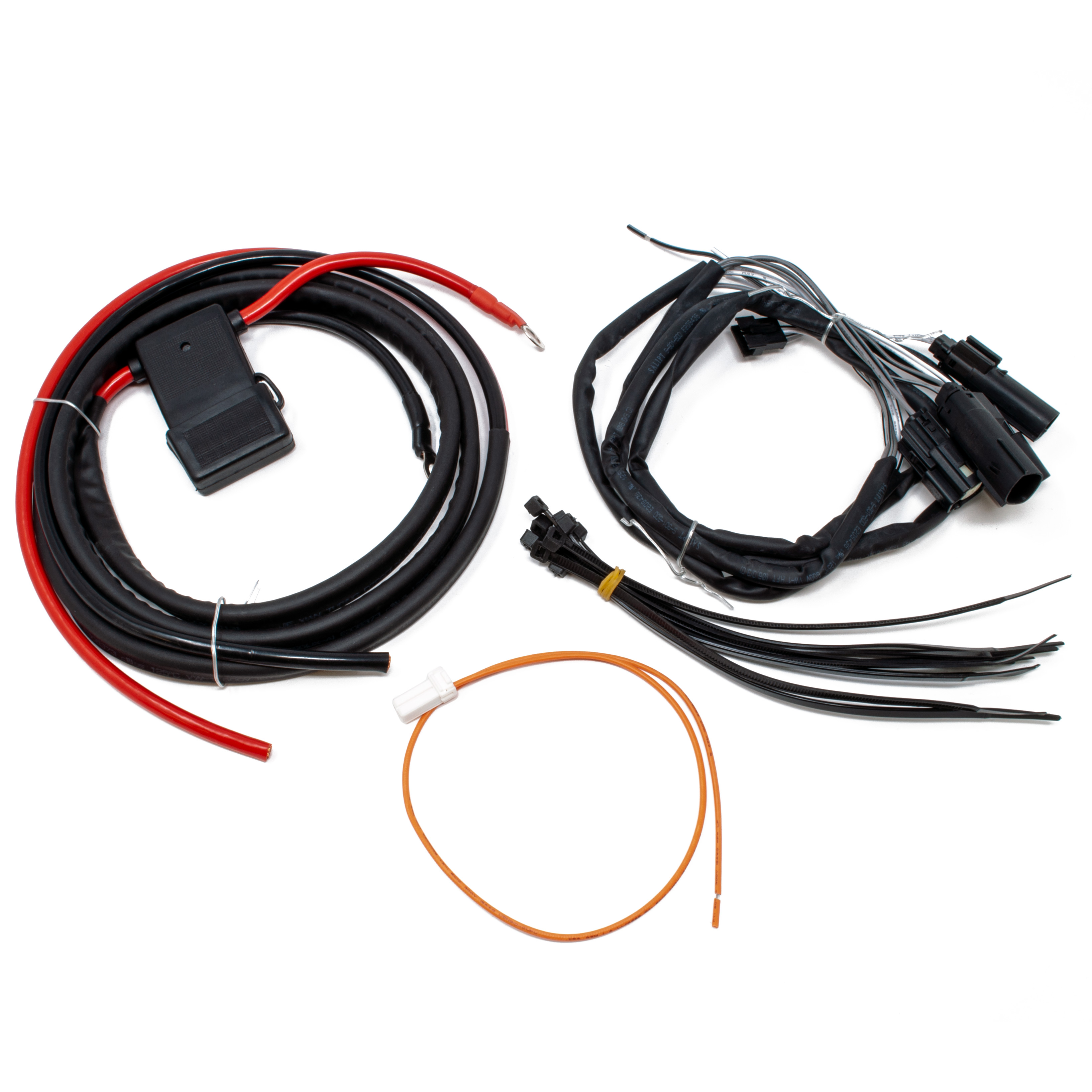 Arc Audio Hd Fh Wiring Harness Kit For Harley Street