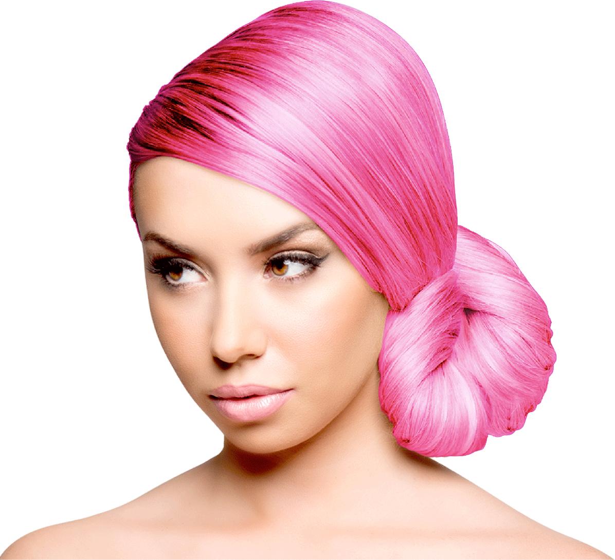 Sparks Long Lasting Bright Hair Color Creme Rinse Semi